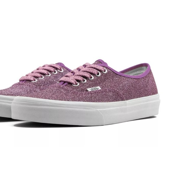 Vans Authentic Womens Lurex Glitter